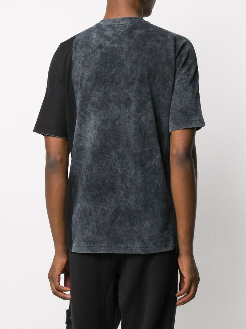STONE ISLAND MEN PRINTED T-SHIRT