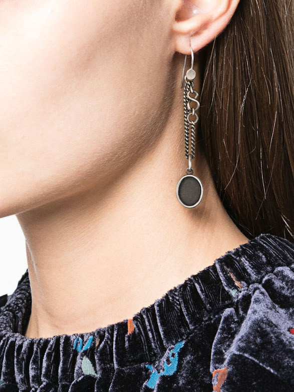 WERKSTATT MUNCHEN X ATELIER NY EARRINGS MEDALLION