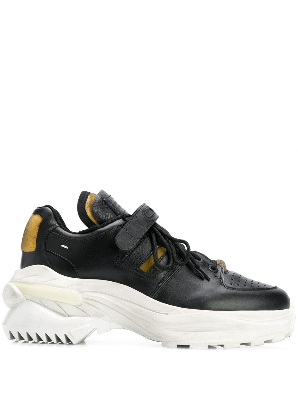 MAISON MARGIELA MEN RETRO FIT LOW TOP SNEAKERS