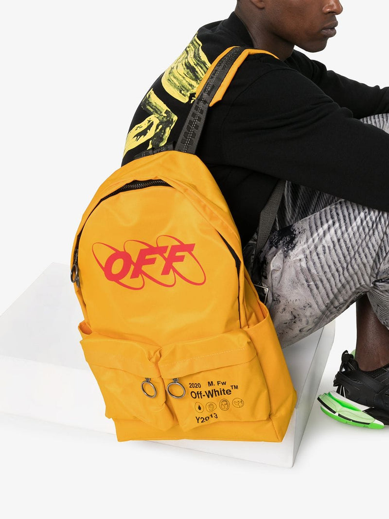 OFF WHITE INDUSTRIAL Y013 BACKPACK