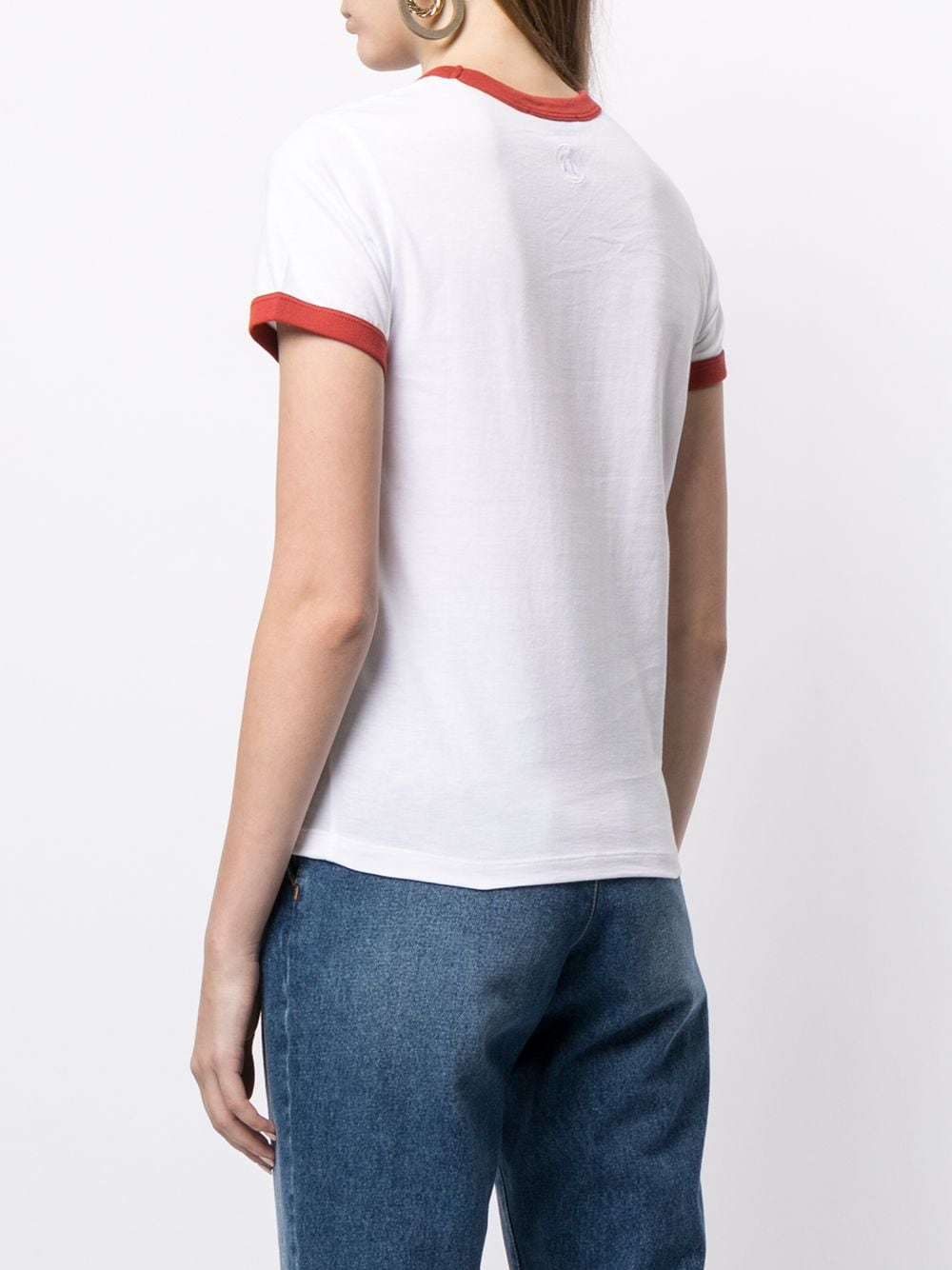 LANVIN WOMEN LOGO T-SHIRT