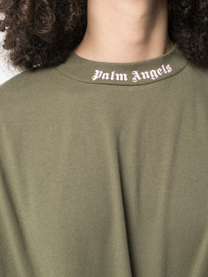 PALM ANGELS WOMENLOGO OVER TEE