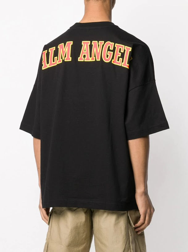PALM ANGELS MEN BIG BEAR OVER TEE