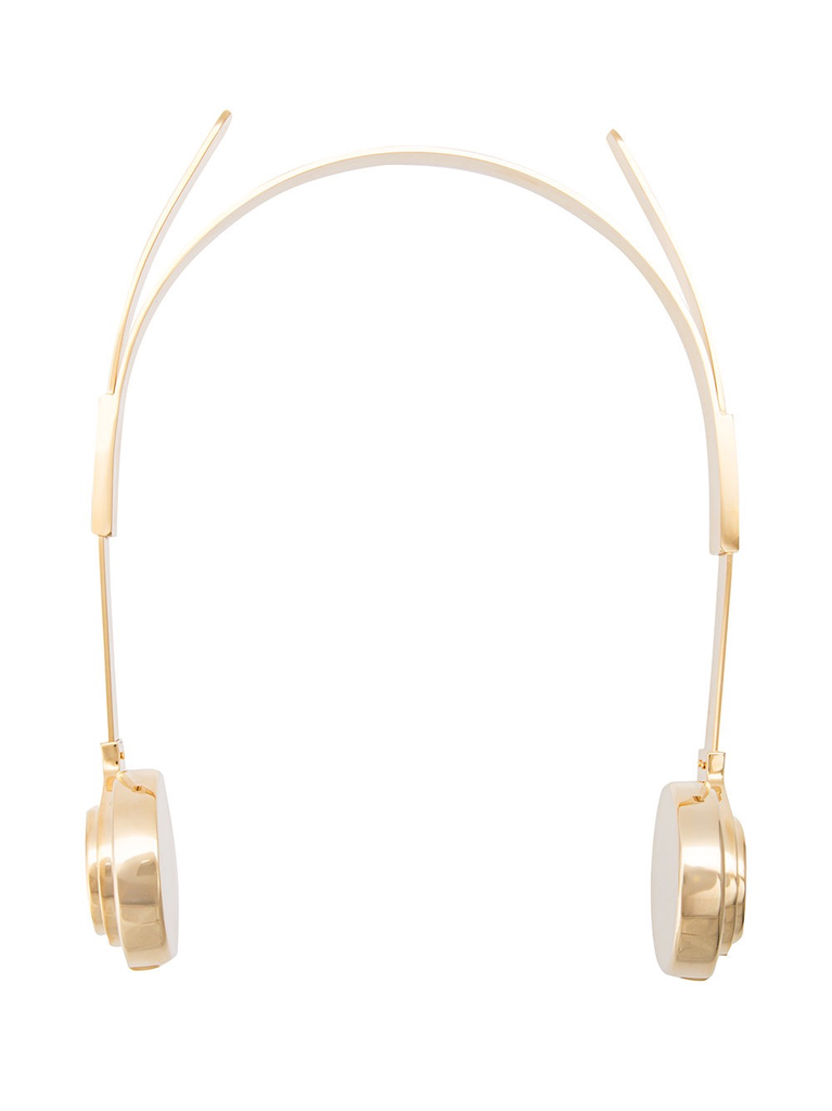AMBUSH UNISEX HEADPHONE CHOKER