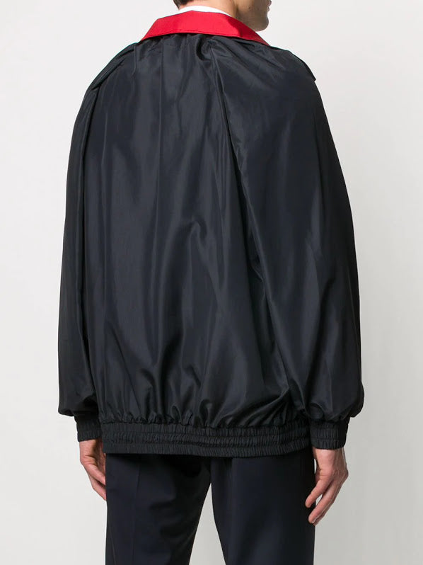 Y/PROJECT UNISEX OVERSIZED/FITTED TRACK JACKET