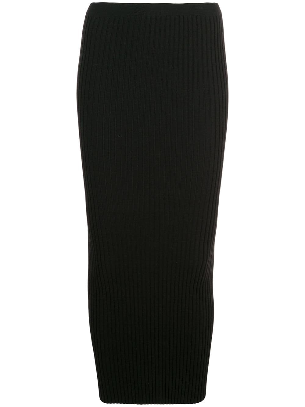 PACO RABANNE JUPE LONG SKIRT