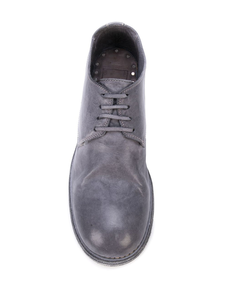 GUIDI WOMEN 792Z SOFT HORSE LEATHER DERBY