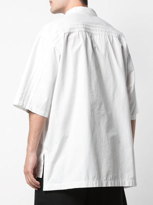 Y-3 MEN HEAVY SS SHIRT