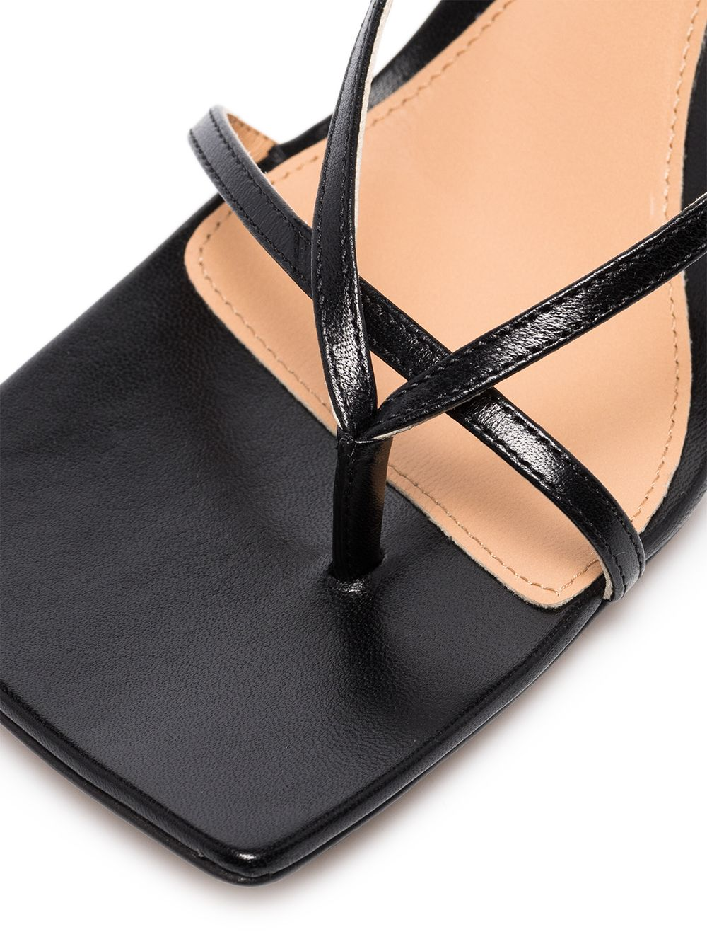 BOTTEGA VENETA WOMEN STRETCH SANDALS