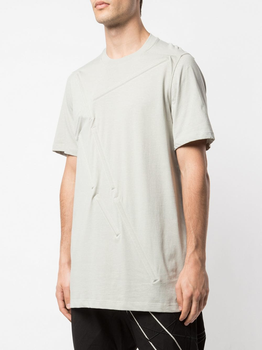 RICK OWENS MEN  LOOSE ROD TEE