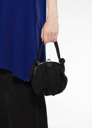 Y'S WOMEN GATHER CLASP BAG