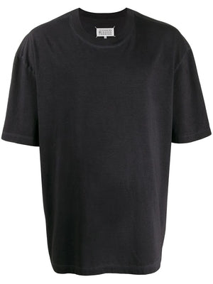 MAISON MARGIELA MEN WASHED OVERSIZE T-SHIRT