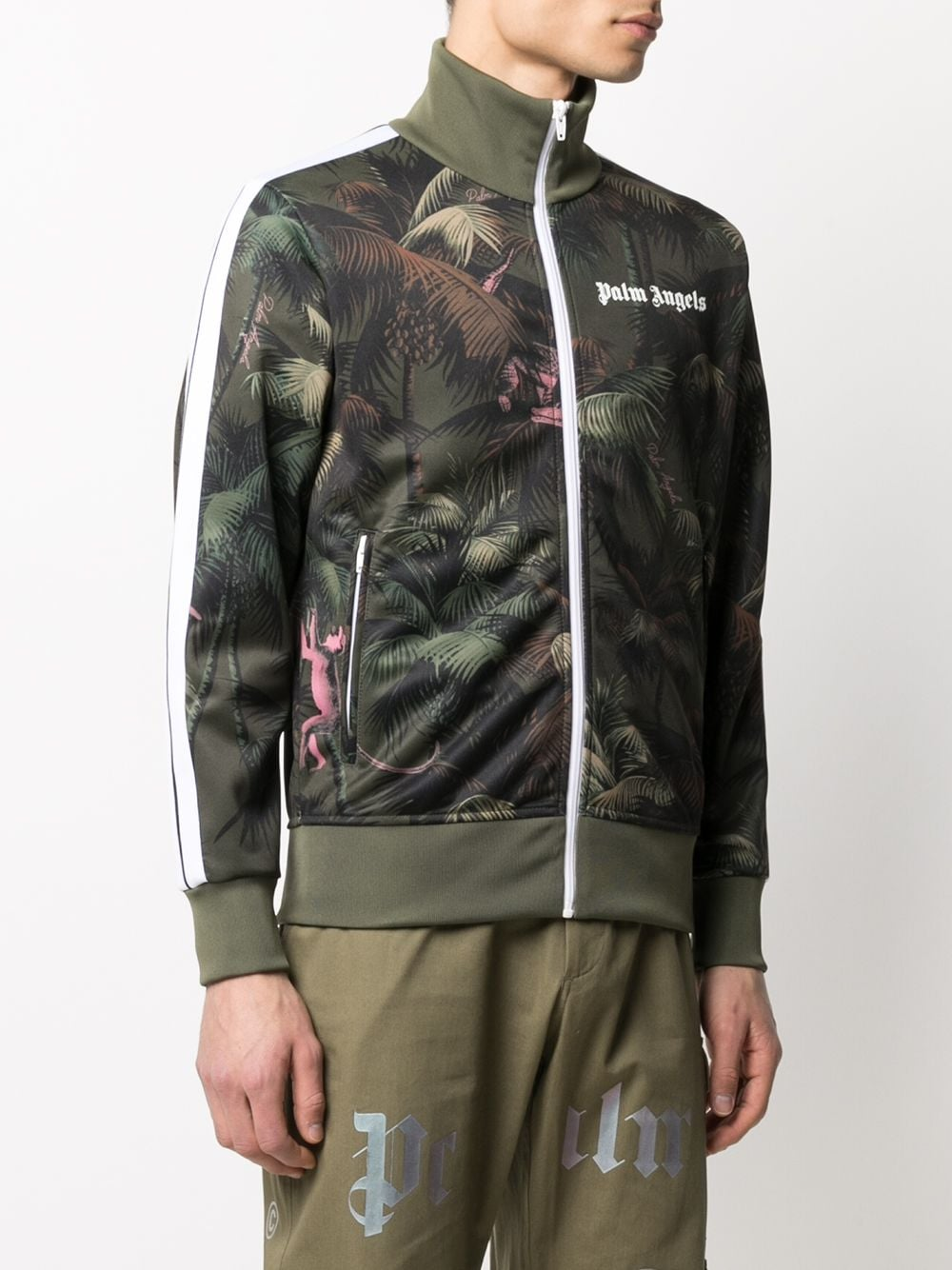 PALM ANGELS MEN JUNGLE CLASSIC TRACK JACKET