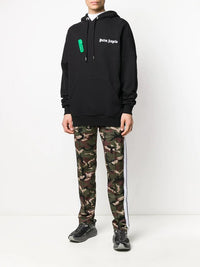 PALM ANGELS MEN NEW BASIC HOODIE