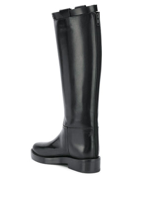 ANN DEMEULEMEESTER WOMEN RIDING BOOTS