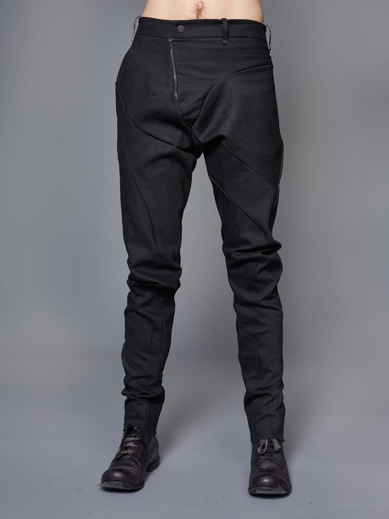 LEON EMANUEL BLANCK MEN DISTORTION LONG PANTS