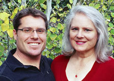 Twelve Days founders Jonathon and Mary Ellen Wolfe
