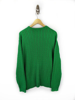 Cable Knit Sweater (M)