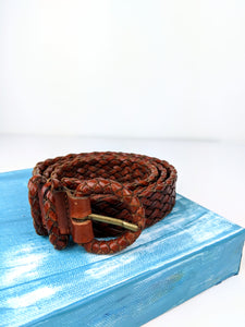 1-Inch Braided Belt (26-33)