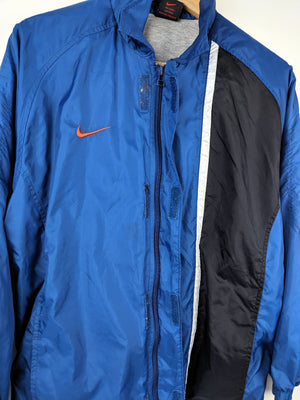 NIKE Spellout Back Windbreaker (S)