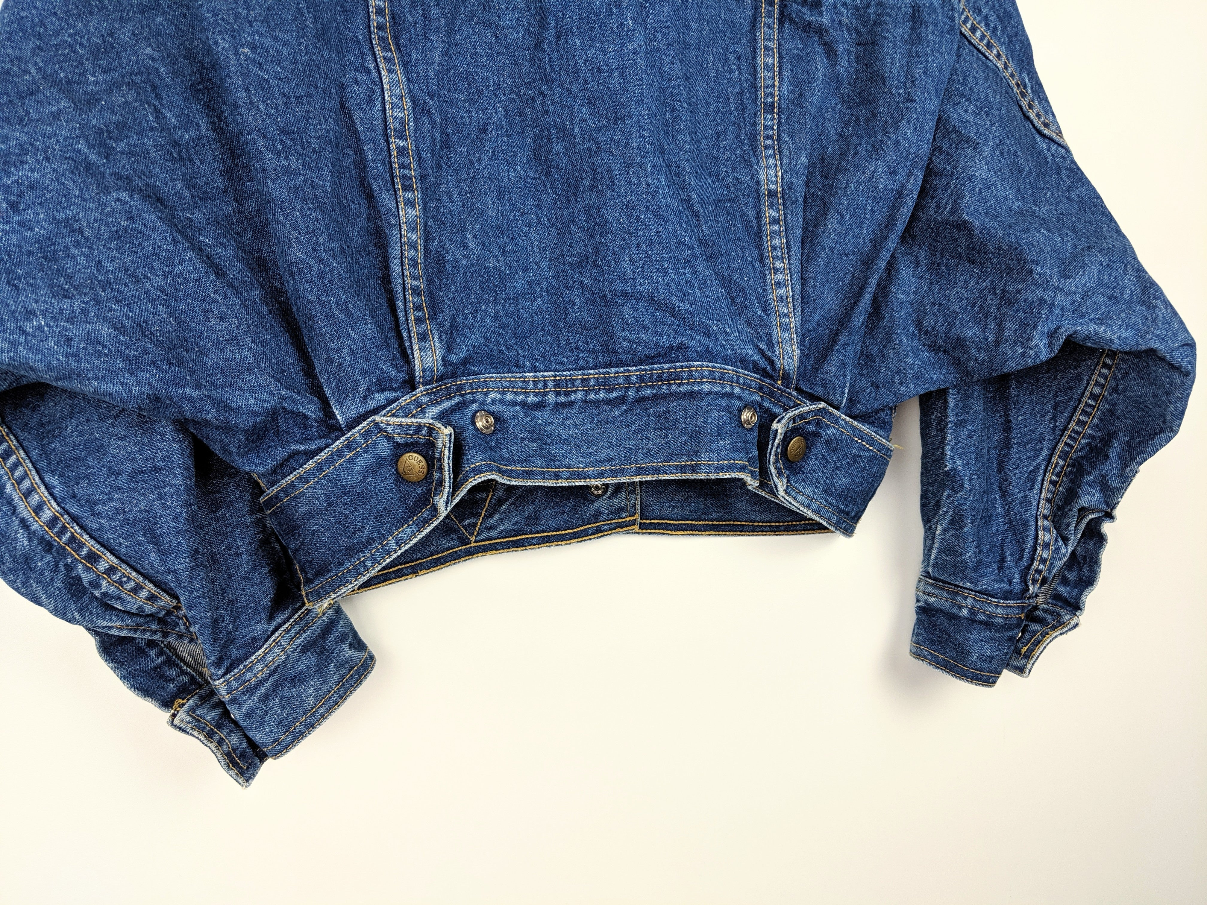 Vintage Guess Denim Jacket (S)