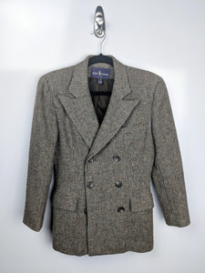 Ralph Lauren Purple Lable Tweed Blazer (4)