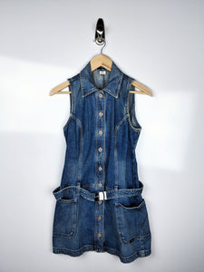 Guess Denim Dress (3)