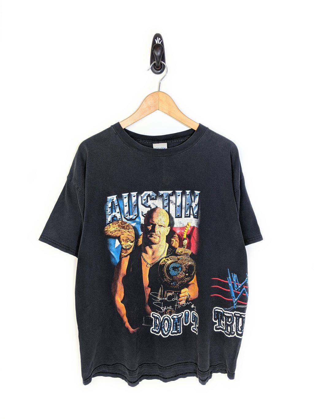 Cold Stone Don't Trust All Over Print Tee (XL)