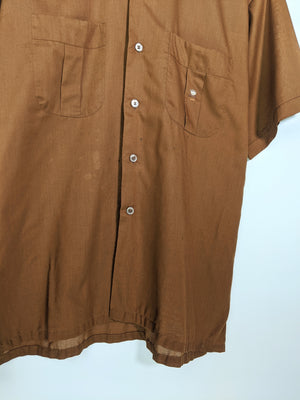 Crown Stitch Button Up (XL)