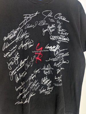 Young & the Restless Crew Tee (M)