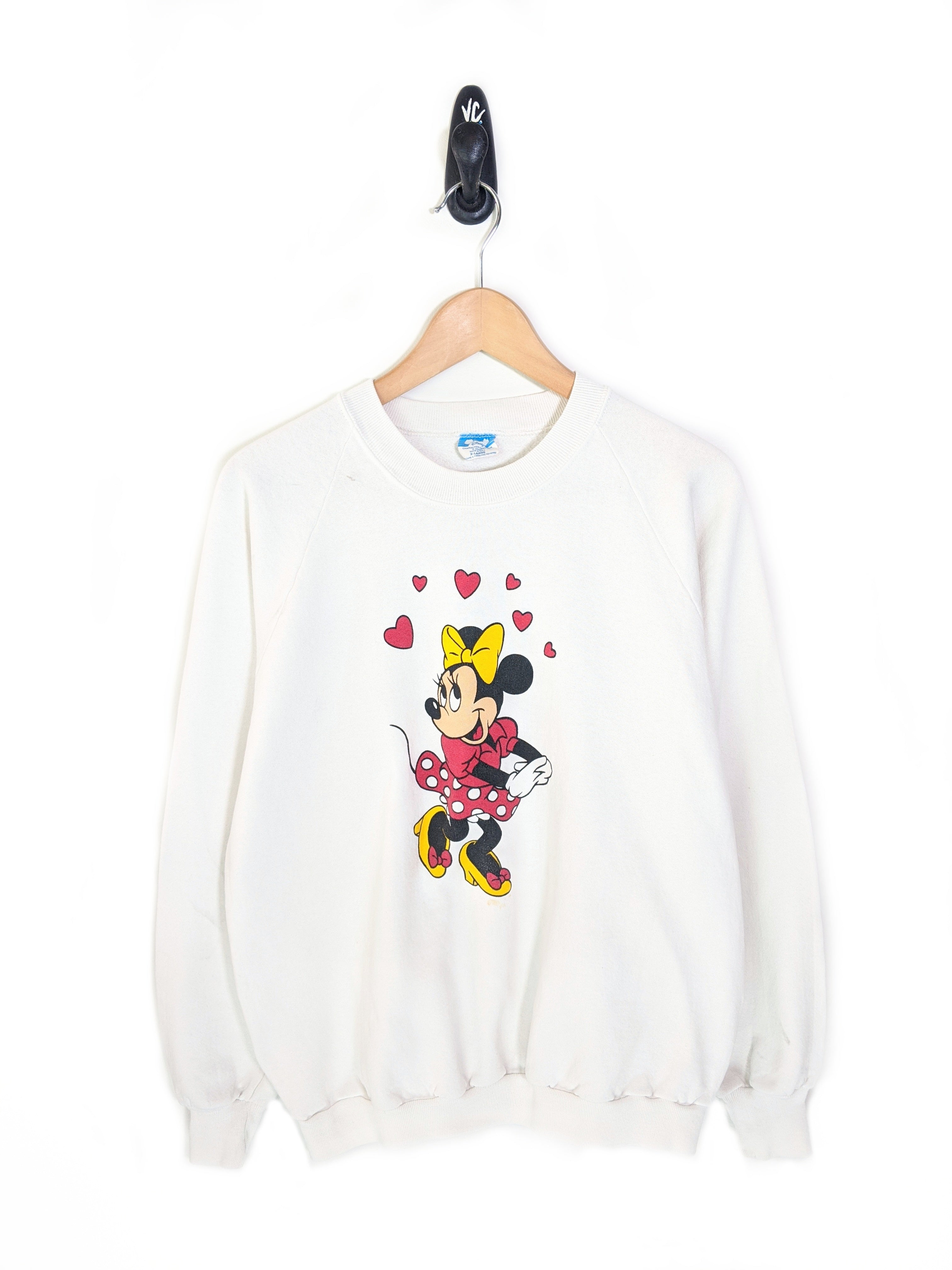 80's Minnie Mouse Sweatshirt (M)