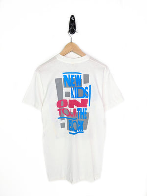 89 New Kids on the Block Band Tee (S)