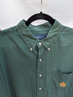 Ralph Lauren Shirt with Crest