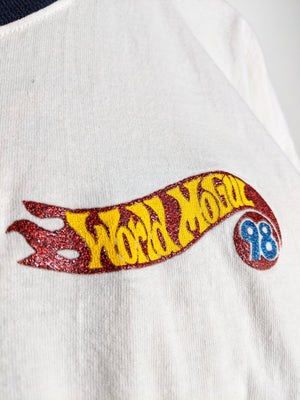 98 World Mogul Ski Tee (L)