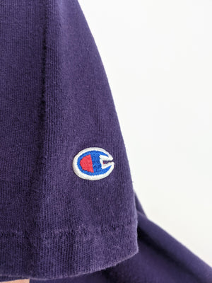 Vintage Champion Spellout Tee (L)