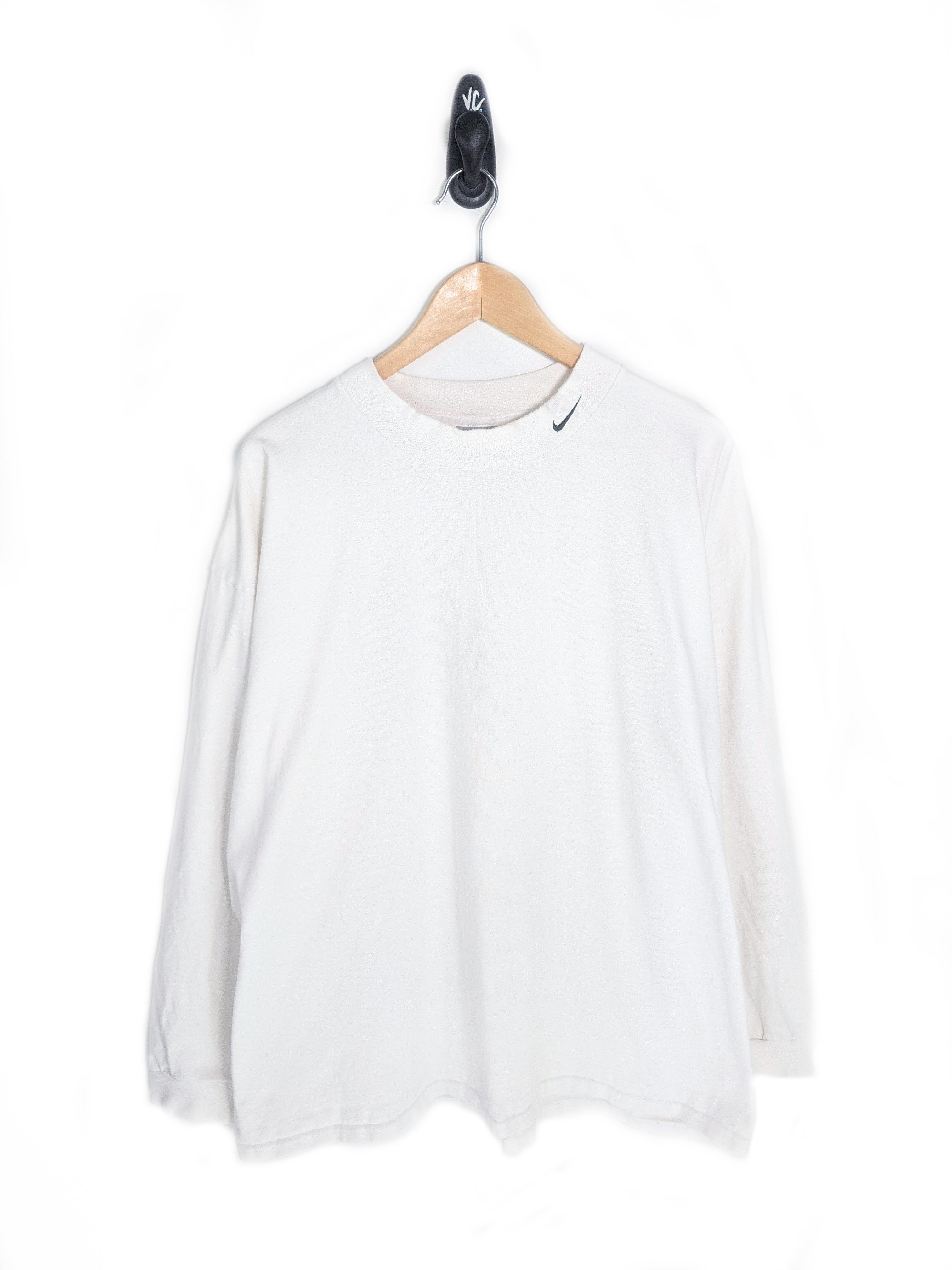 High Collar Swoosh Long Sleeve (XL)