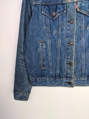USA Made Levis Denim Jacket (S)