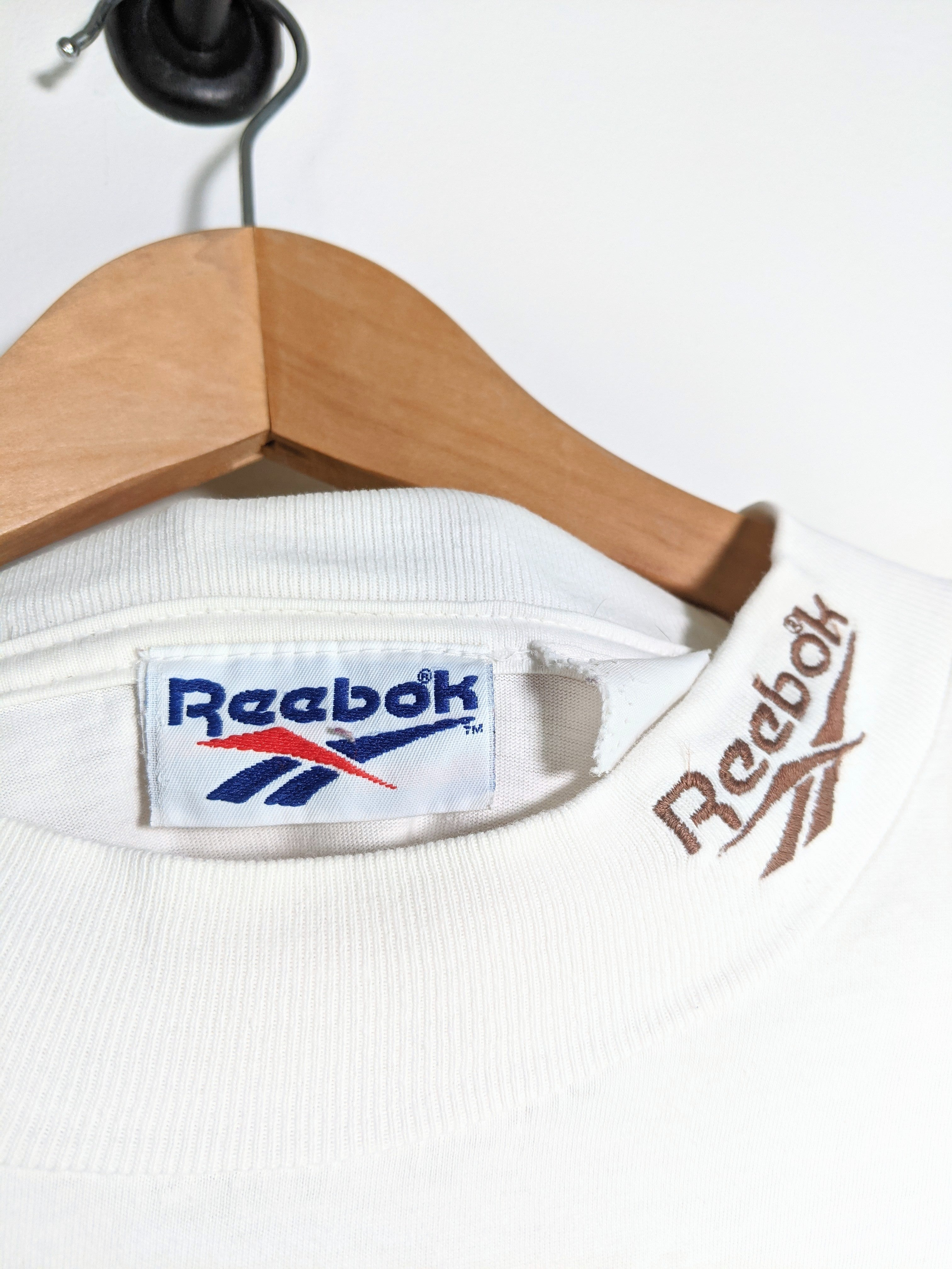 Reebok High Collar Long Sleeve (XL)