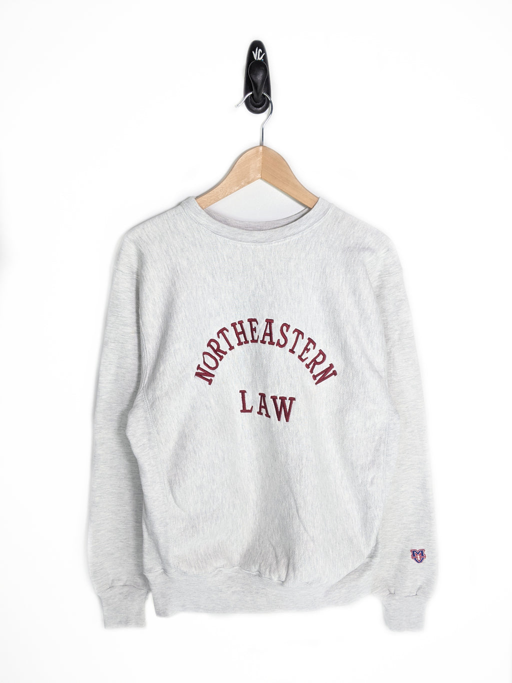 Northeastern Law Reverseweave Style (M)