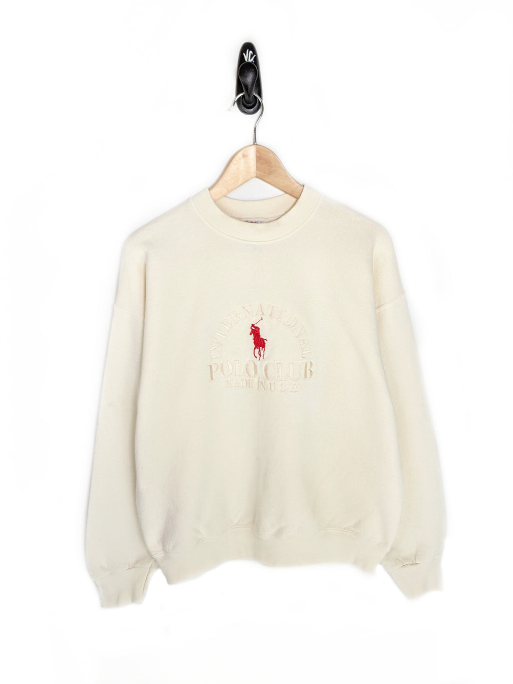 Int. POLO Club Sweatshirt (L)