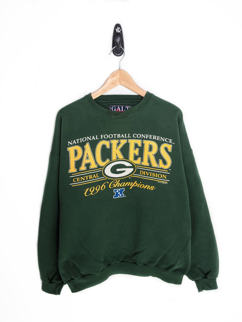 Packers Division Champs Sweatshirt (XL)