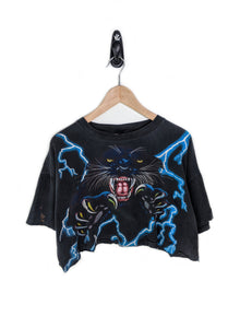 American Thunder x Black Panther Crop Tee (XL)