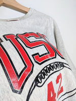 Vintage USC Football Sweatshirt (L)