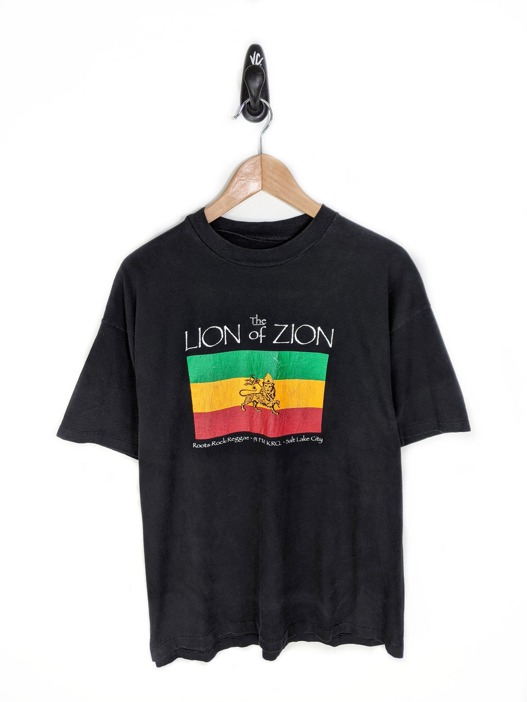 Lion of Zion Tee (XL)