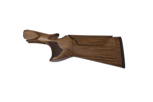 shoot-off woody shotgun stock
