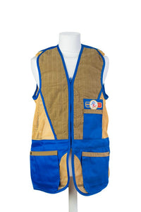 Shoot-off trap vest