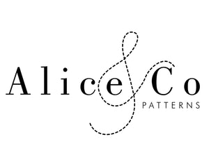Welcome to Alice & Co Patterns!
