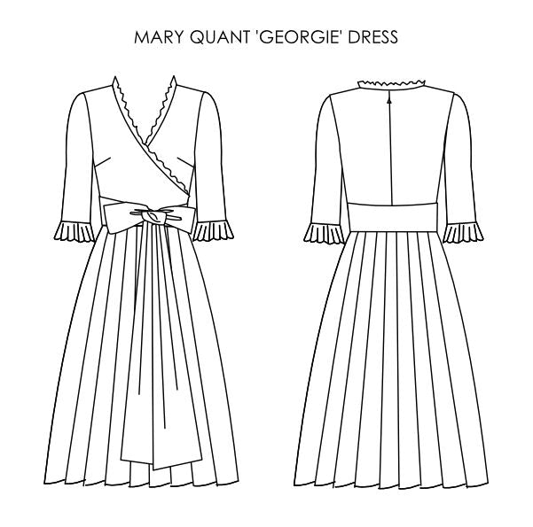 WORKSHOP: The Art of the Stripe: Mary Quant Dressmaking at the V&A