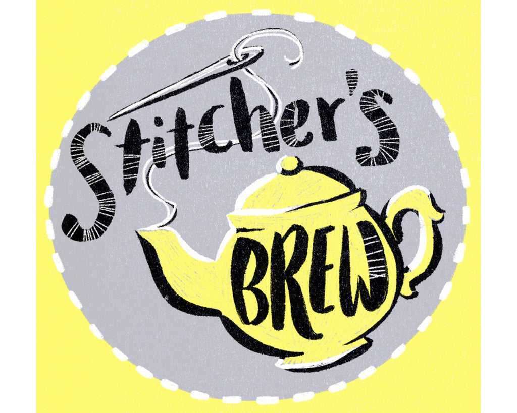 PODCAST: Alice & Co Patterns featured on Stitcher's Brew!