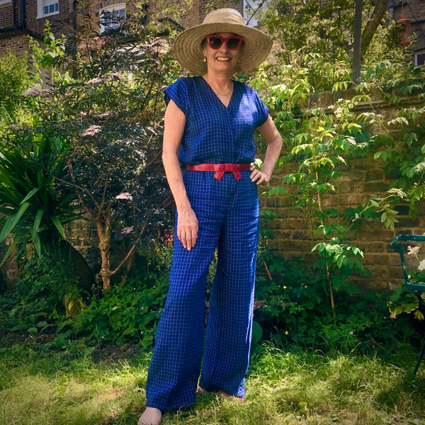 STASH-BUSTER JUMPSUIT-ALONG: Saturday 20th June, 9.30am-1pm UK TIME